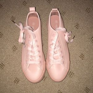 Shoes - Pink Sneakers